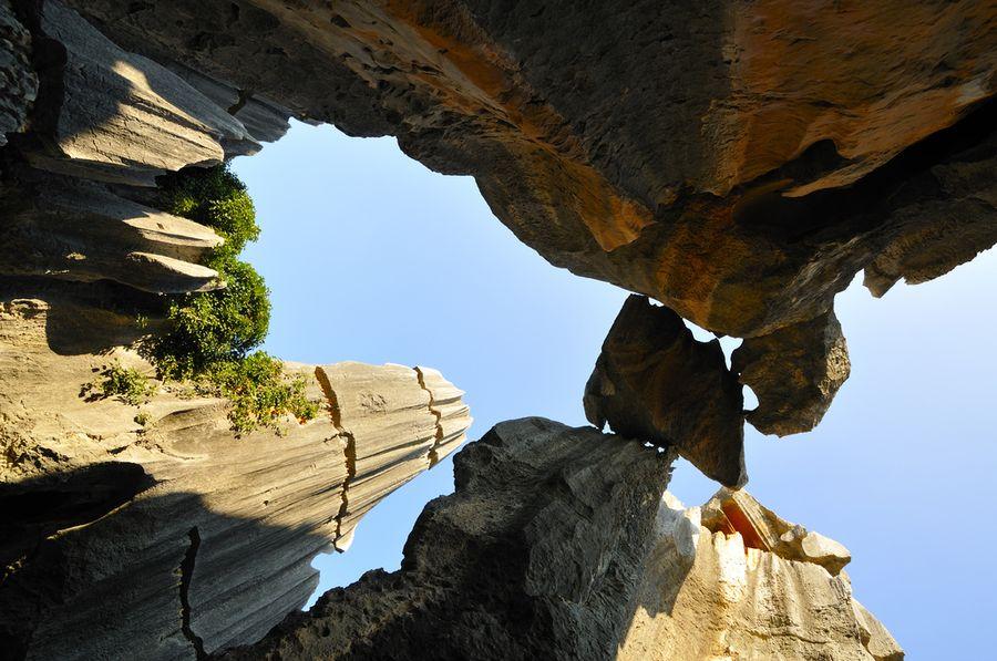 Каменный лес Шилинь (Shilin), Китай