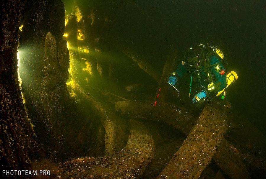 Проект: Тайны затонувших кораблей