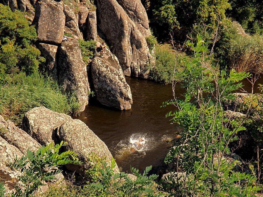 Путешествие к реке Мертвовод в долину дьявола