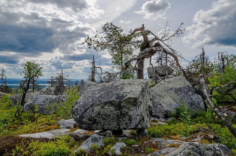 Загадки горы Воттоваара