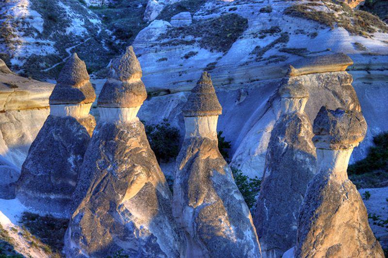 25 удивительных геологических образований на планете Земля