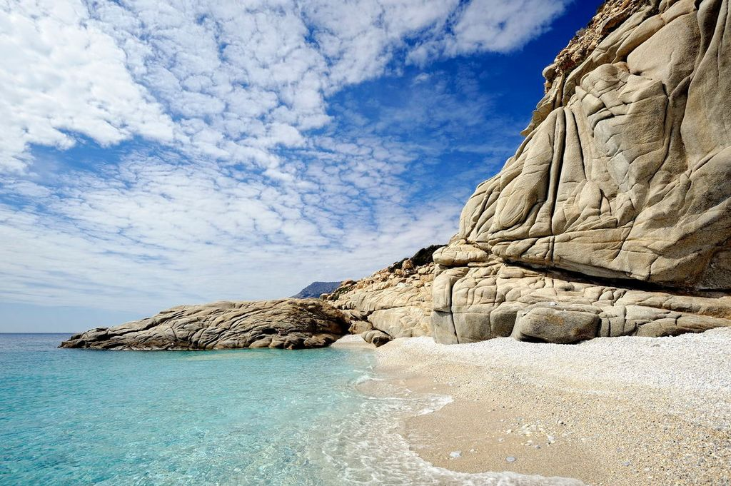 Вилла в греции на берегу