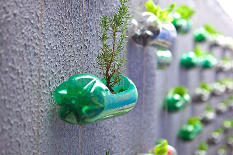 Креативные поделки из пластиковых