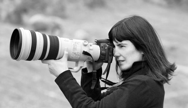 Дикая природа в фотографиях Марины Кано