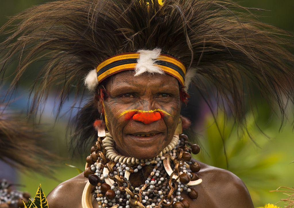 Женщины-жирафы, или красота по-африкански