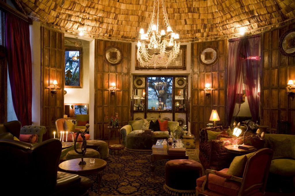 Семь самых необычных отелей