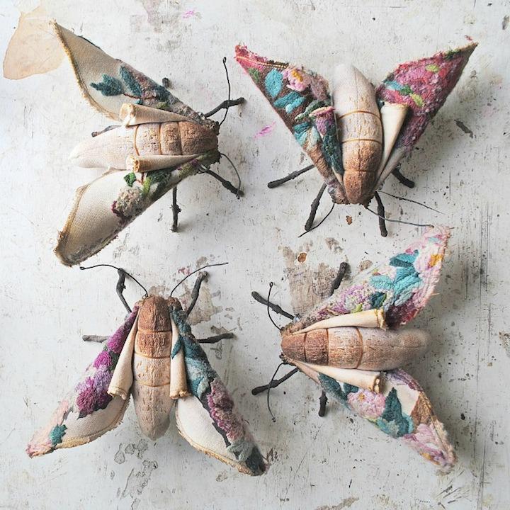 Куклы насекомые своими руками - Новости, обзоры, ремонт