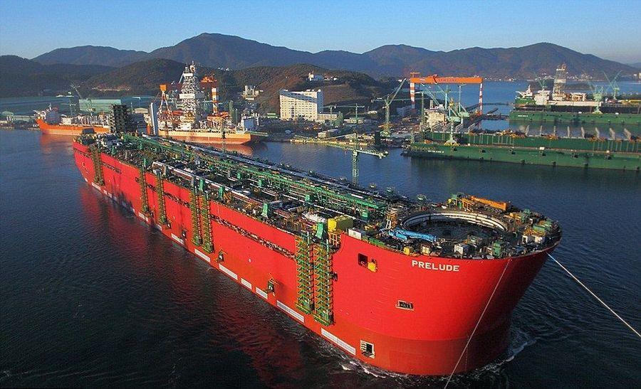 Топ 10 самых больших кораблей