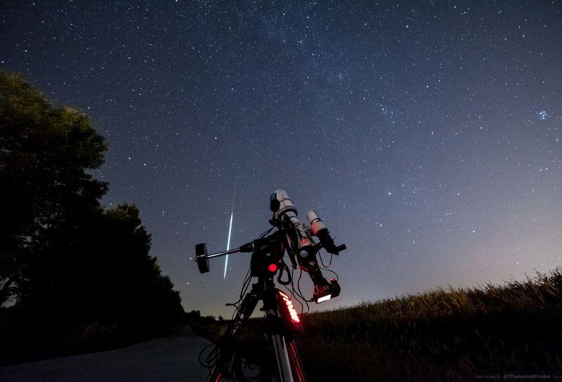 Как правильно фотографировать небо