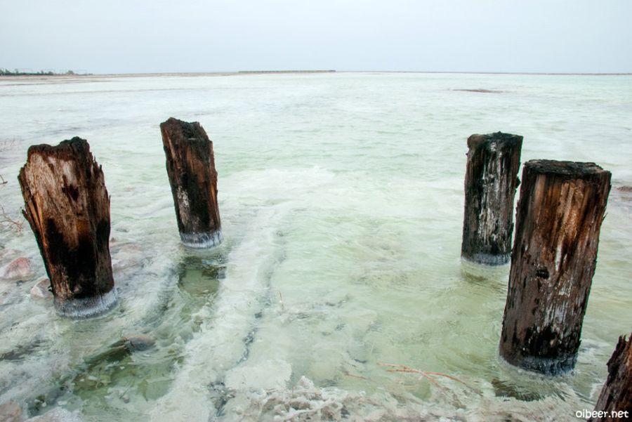Мертвое озеро Баскунчак