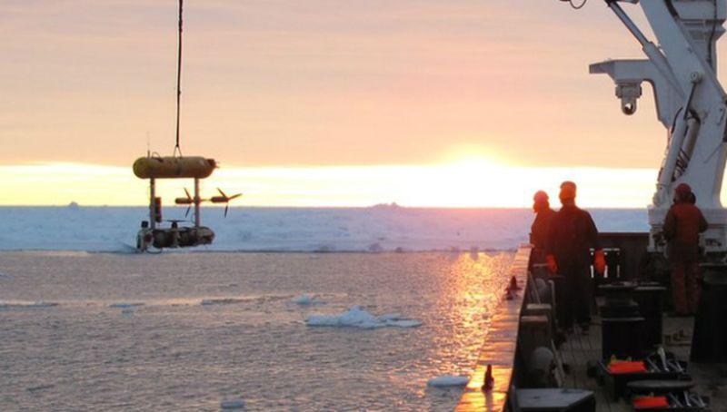 Антарктический лёд оказался гораздо толще, чем предполагалось ранее