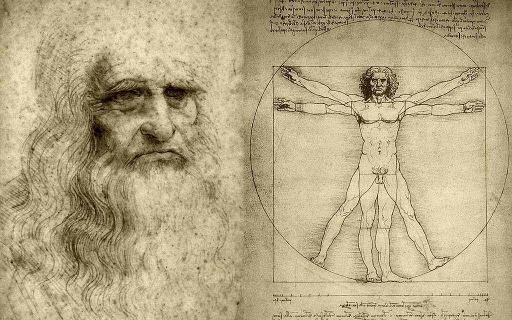 Загадки Витрувианского человека Леонардо да Винчи Энциклопедия  Загадки Витрувианского человека Леонардо да Винчи