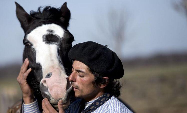 Мартин Татта - заклинатель лошадей из Аргентины