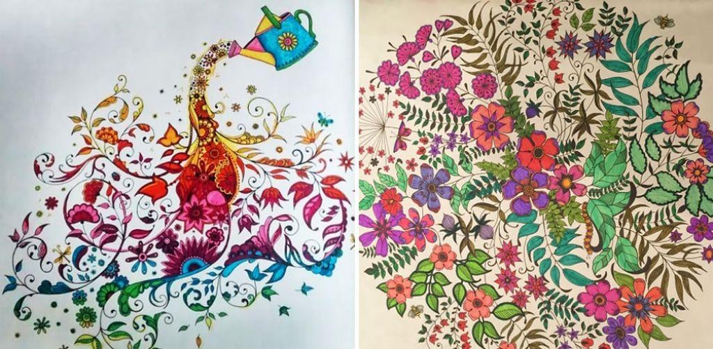 Раскраски для девочек. раскраски королевские питомцы