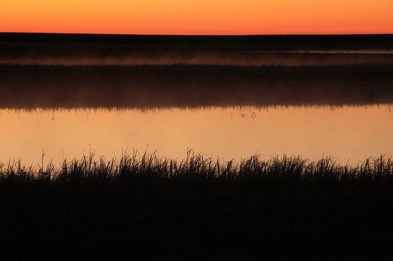 Метановые озера Ямала