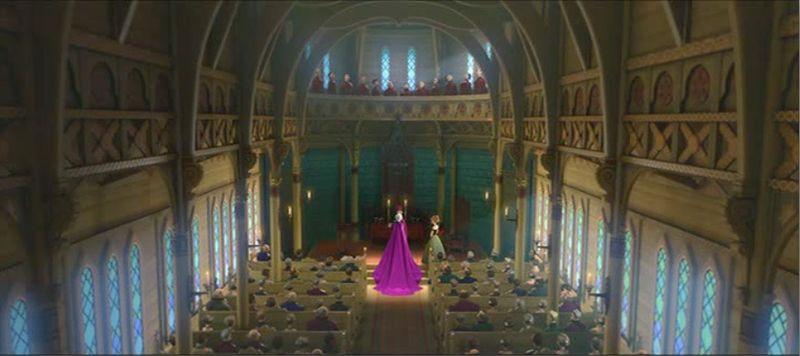 22 удивительных места, которые вдохновили создателей анимационных фильмов студии Disney