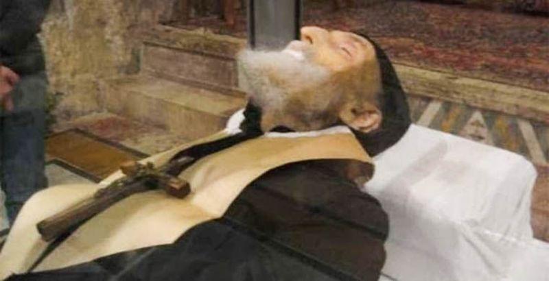Останки святых имеют неотразимое религиозно-нравственное воздействие на душу человека