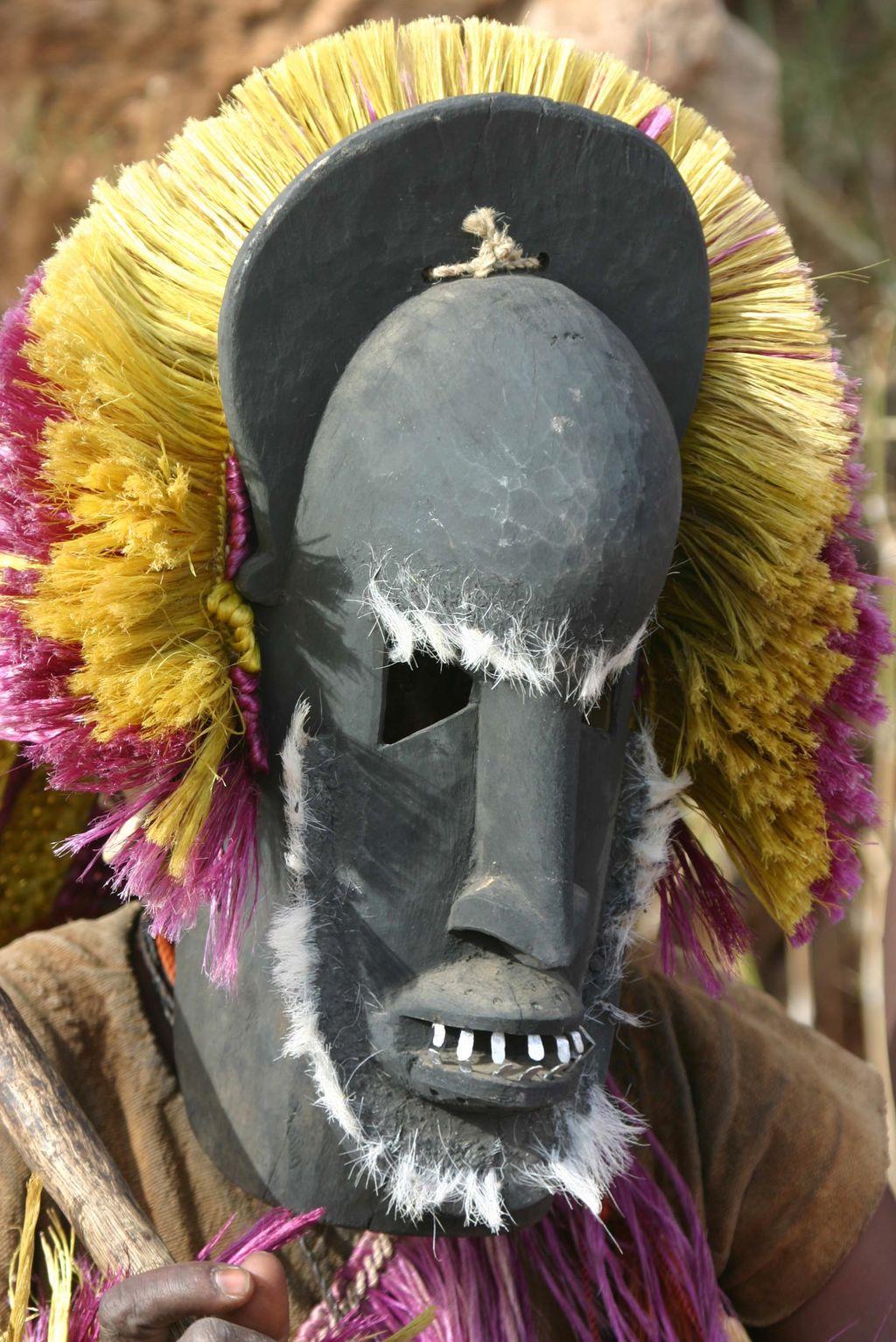 Ритуальные маски народов мира