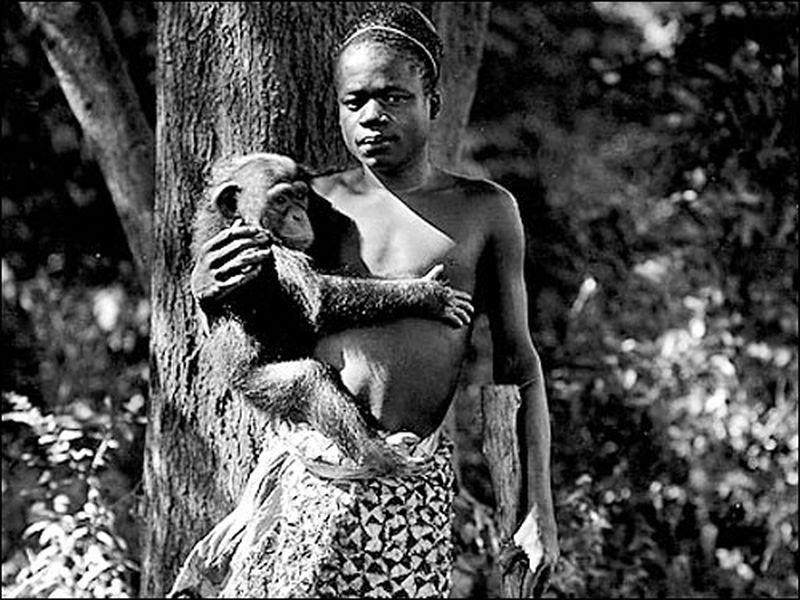 Зоопарки, где вместо зверей демонстрировались живые люди