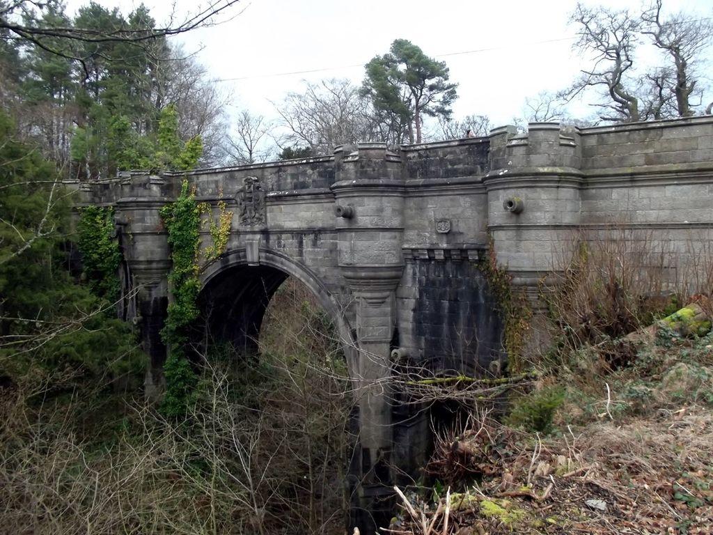 Мост Овертауна (Overtoun Bridge): Мост собак-самоубийц?