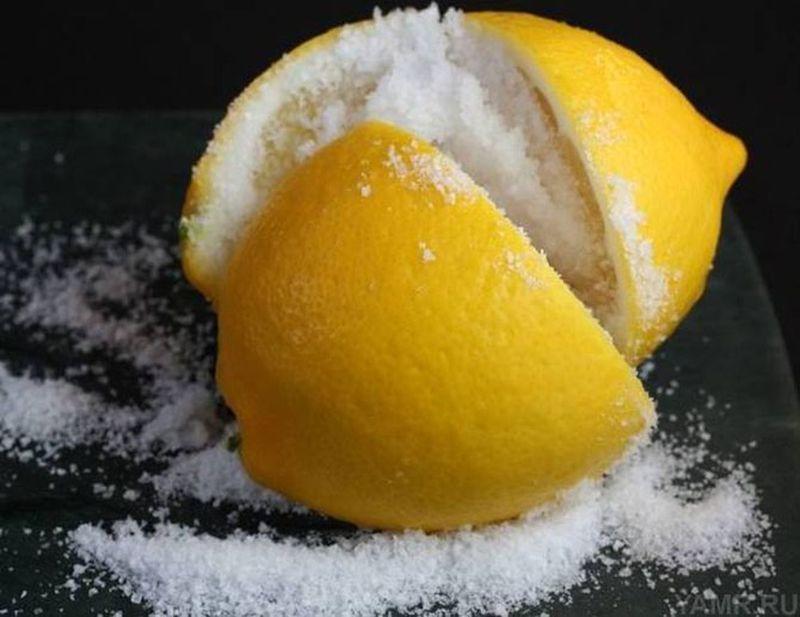 Полезные советы: лимон