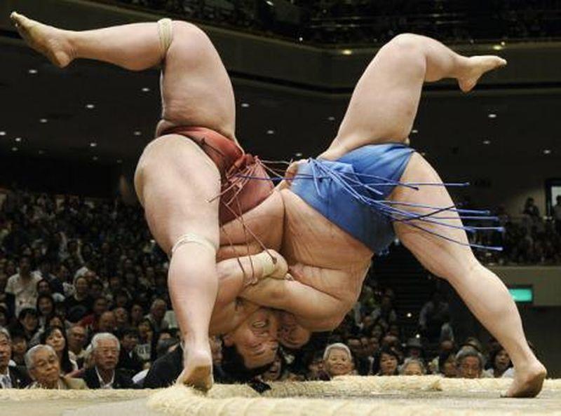 10 видов спорта для настоящих мужчин
