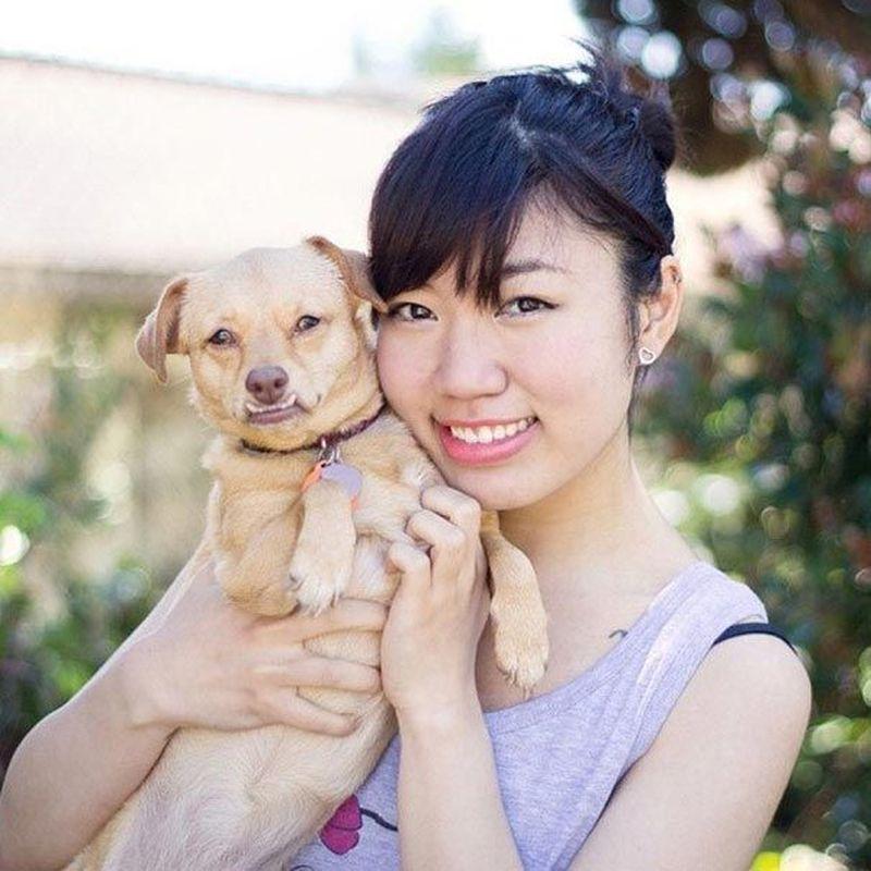 Собаку-инвалида спасли от эвтаназии