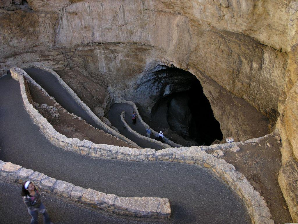 Карлсбадские пещеры – национальный парк