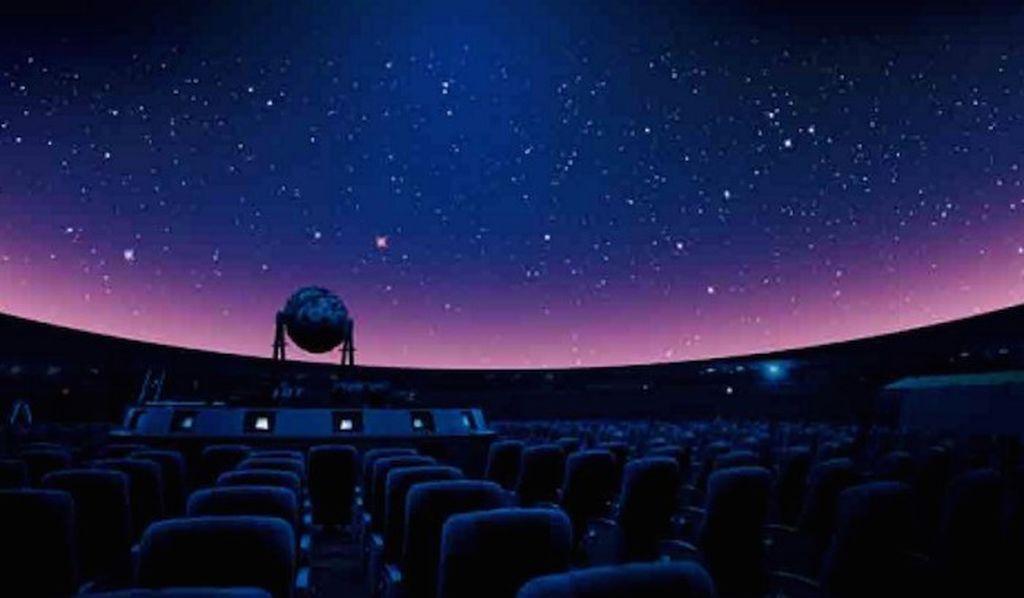Самый большой в мире планетарий