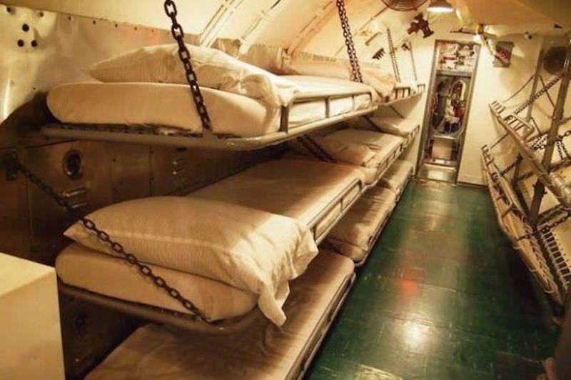 фильм о подводной лодке красная