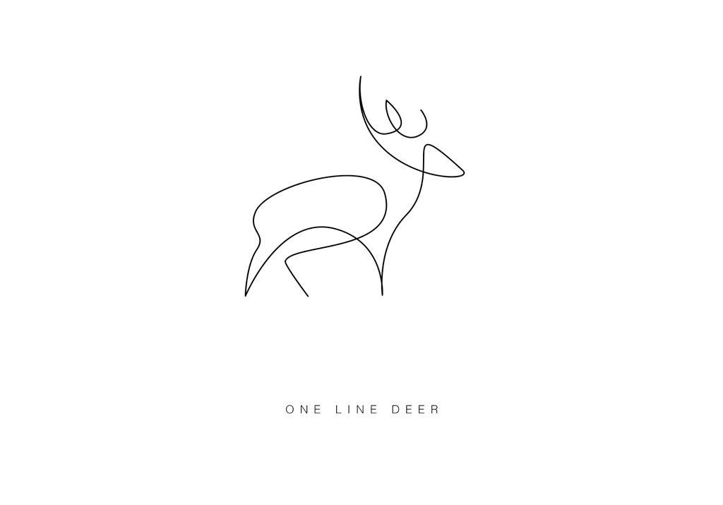 Single Line Unicode Art : Рисунки животных одной линией от david hallangen lake