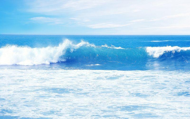 Цвет океан это какой