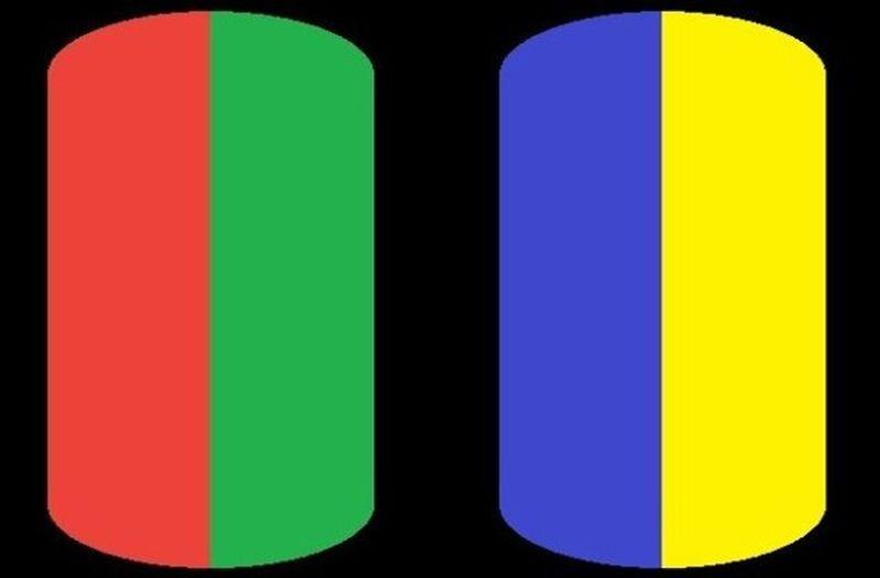 Запрещённые цвета