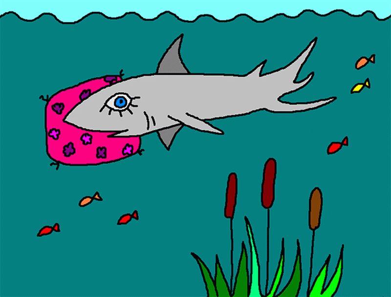 морские паразиты опасные человека