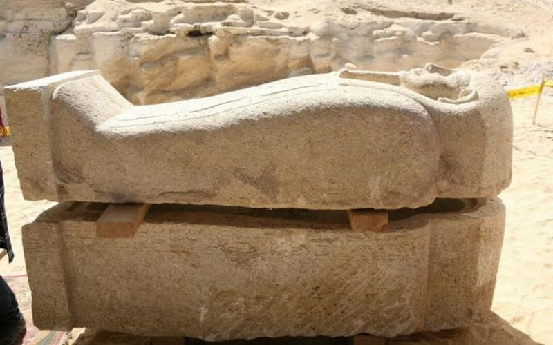 10 останніх відкриттів, пов'язаних з Давнім Єгиптом