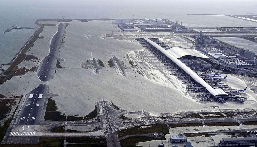 Тайфун «Джеб» - найпотужніший тайфун за 25 років