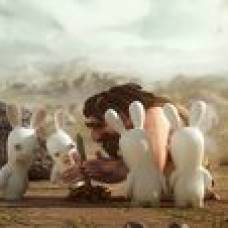 Мультсериал: raving rabbids